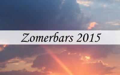 Zomerbars 2015 Antwerp
