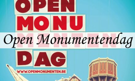My 9 tips for Open Monumentendag 2015