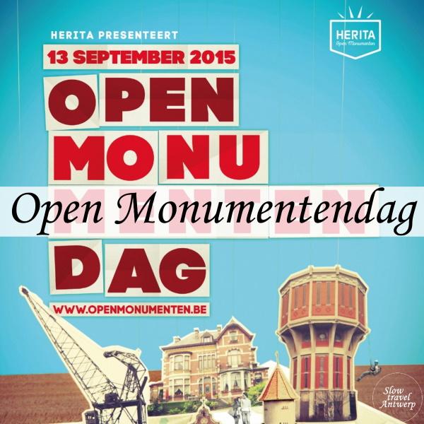 Open Monumentendag 2015 - titel