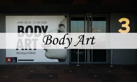 Body Art – tentoonstelling van het MAS