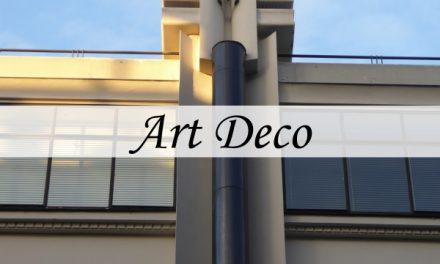 4 Art Deco gebouwen in Antwerpen