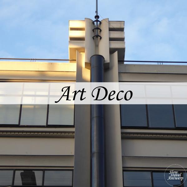 Art Deco Antwerpen - titel