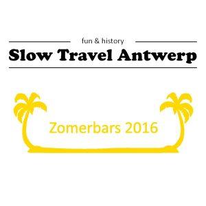 Zomerbars 2016 Antwerpen