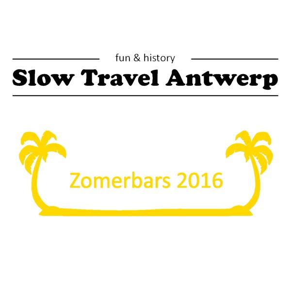 Zomerbars Antwerpen 2016