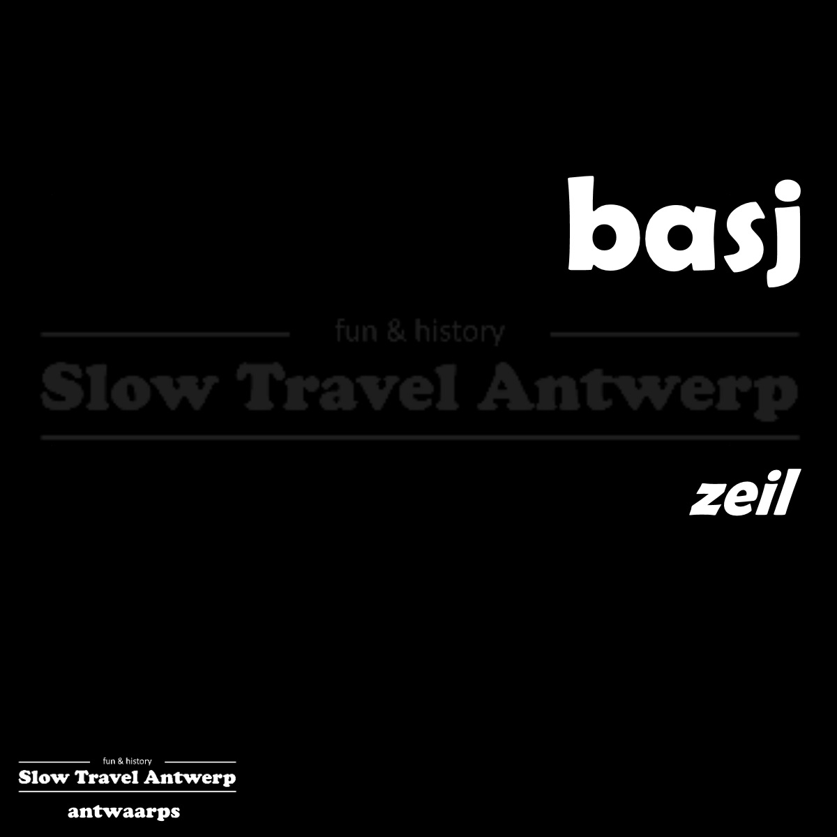 basj – zeil – canvas