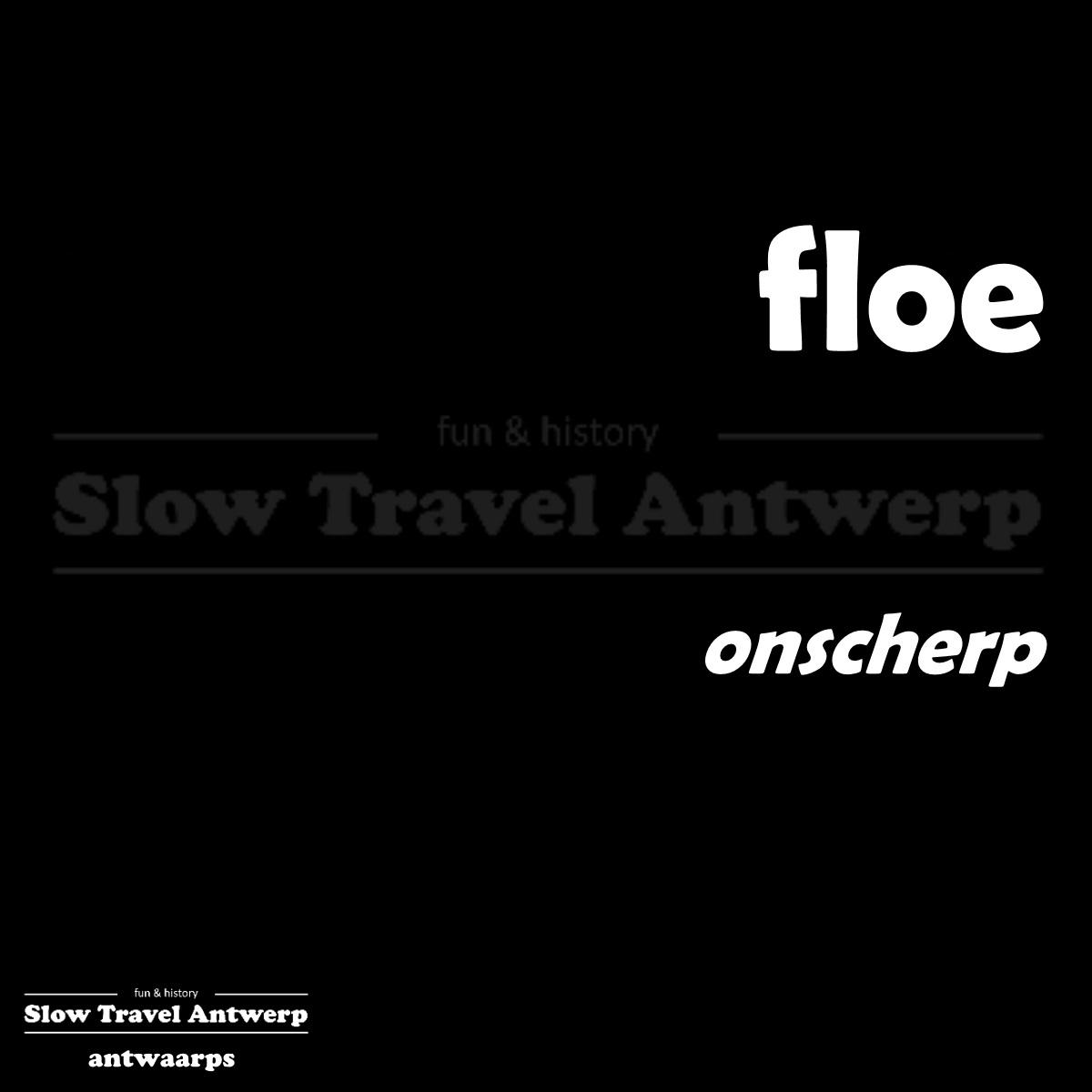 floe – onscherp – blurry