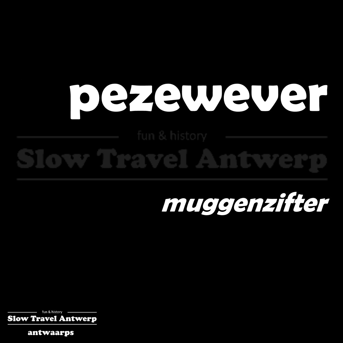pezewever – muggenzifter – nitpicker