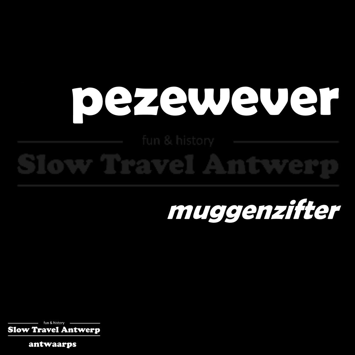 pezewever – muggenzifter – nitpicker