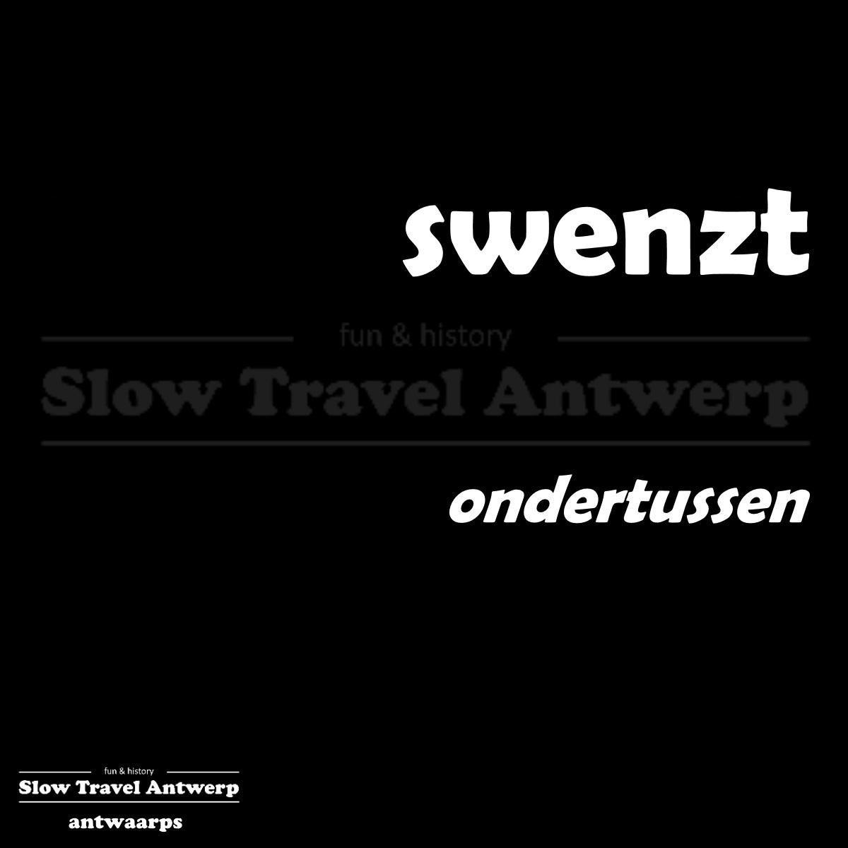 swenzt – ondertussen – meanwhile