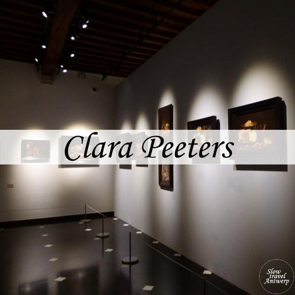 Clara Peeters in Rockoxhuis Antwerpen - titel