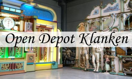 Open depot klanken – collectie dansorgels Jef Ghysels