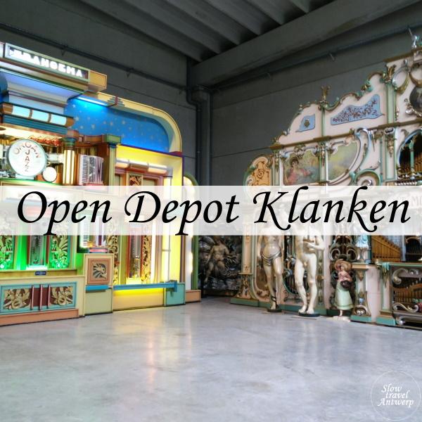 Open depot klanken – collectie dansorgels Jef Ghysels - titel