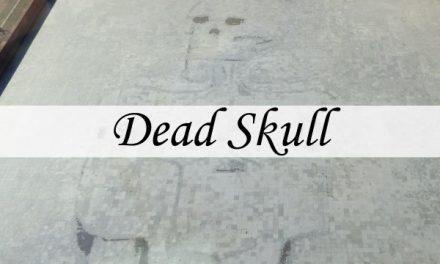 Artwork Dead Skull – Luc Tuymans