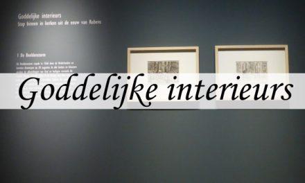 Goddelijke interieurs – tentoonstelling in museum Mayer van den Bergh