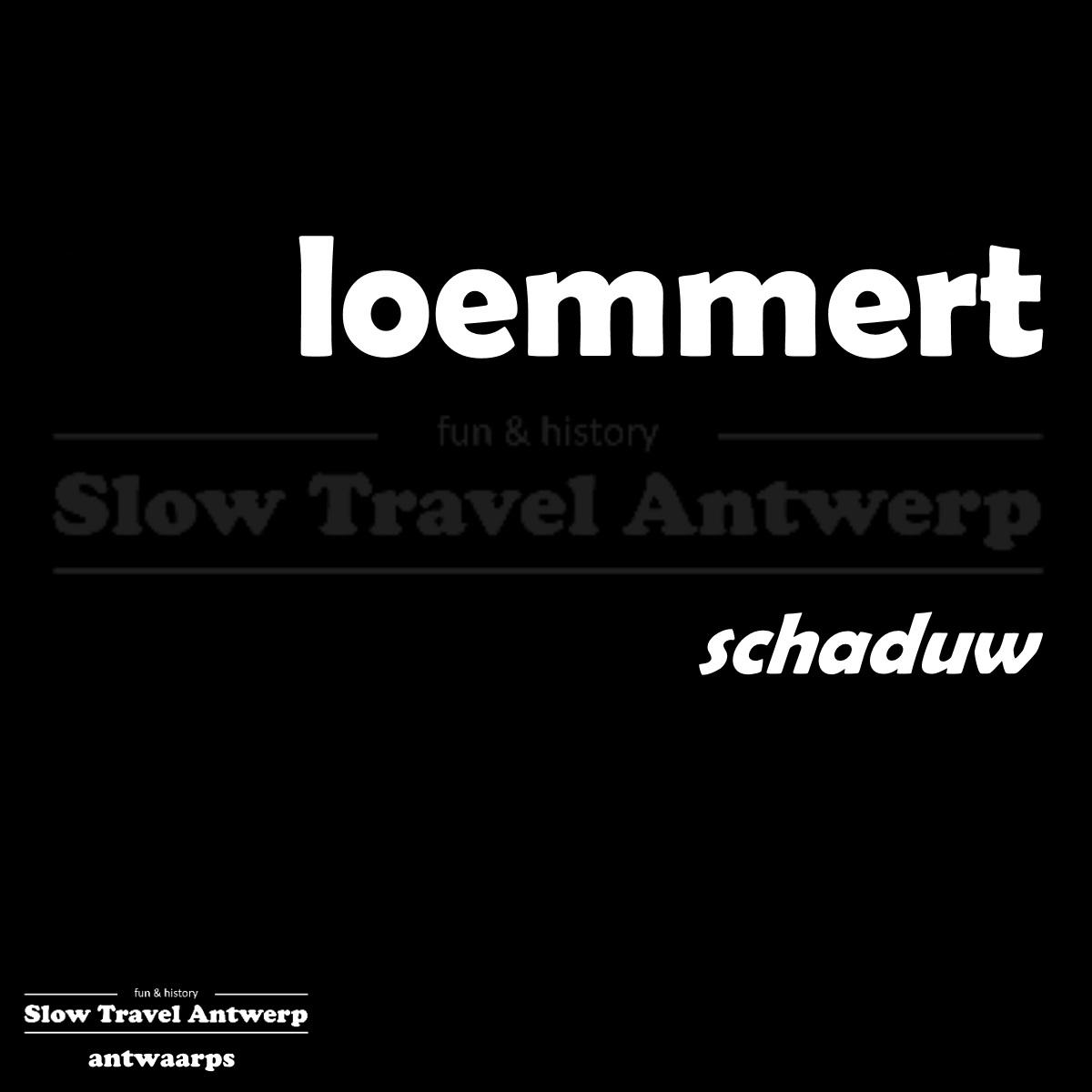 loemmert – schaduw – shade