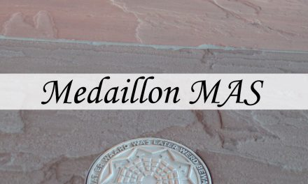 Medaillon MAS – Tom Lanoye & Tom Hautekiet