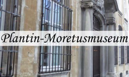 Museum Plantin-Moretus – books and a garden