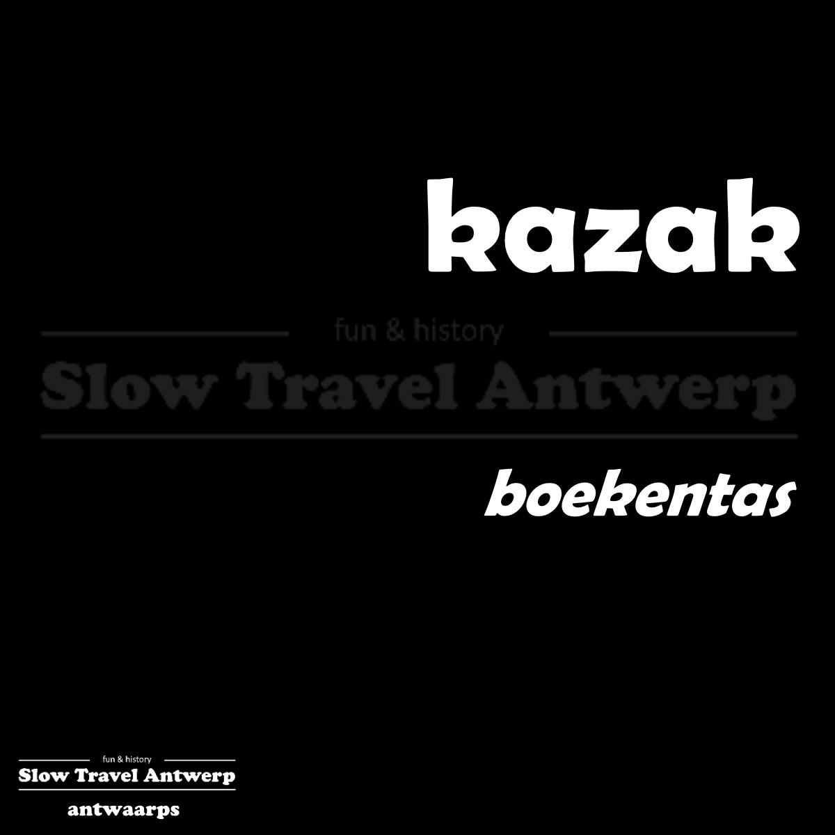 kazak – boekentas – briefcase