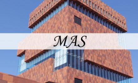 MAS – Museum aan de Stroom – Antwerpen