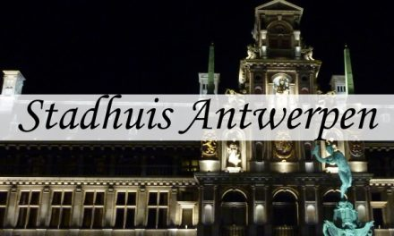 City Hall Antwerp – a renaissance palace