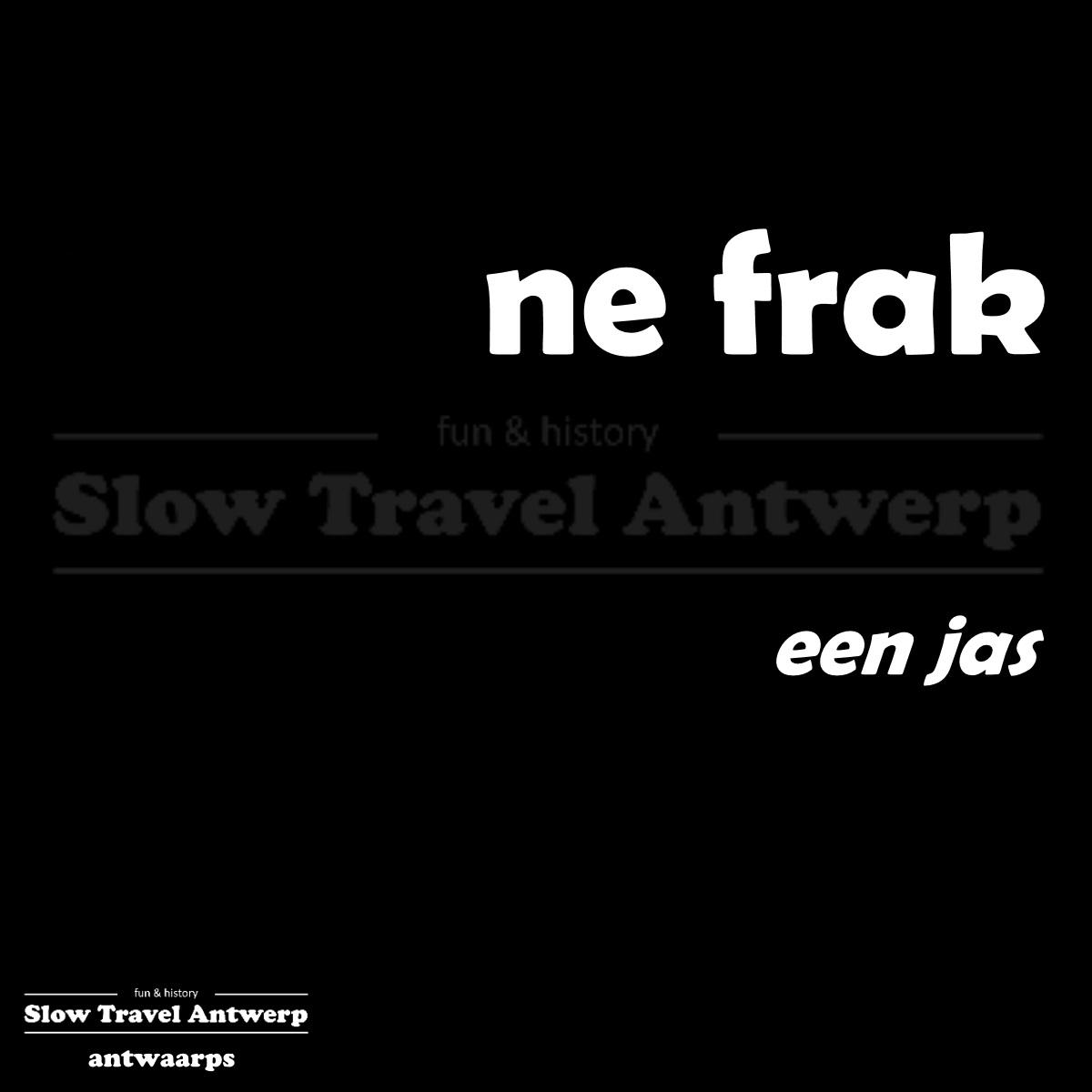 frak – jas – coat