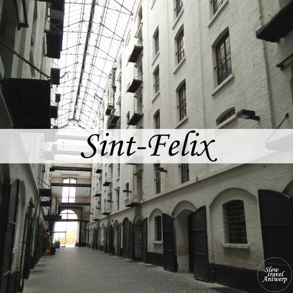 Sint Felixpakhuis Antwerpen - titel