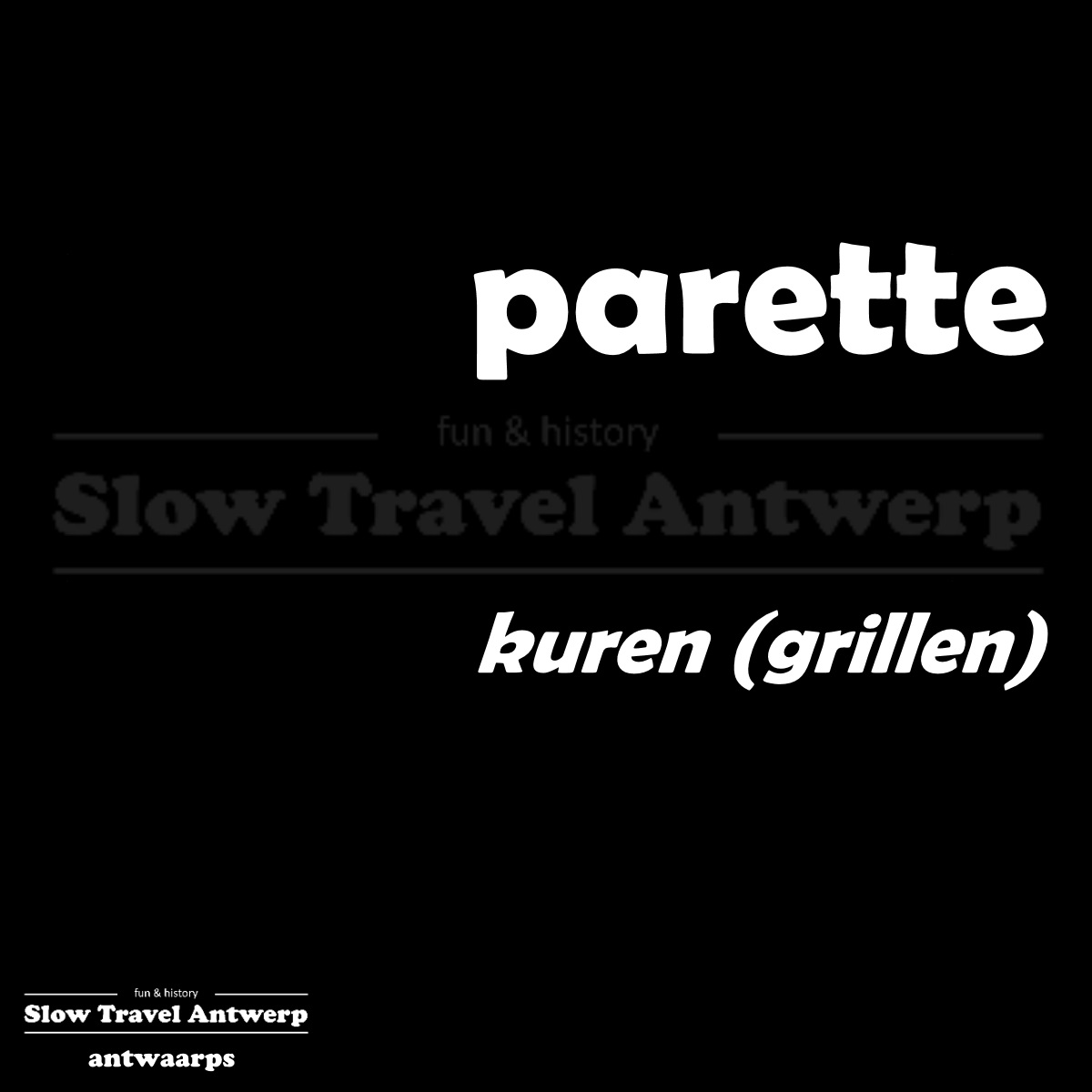parette – kuren – whims