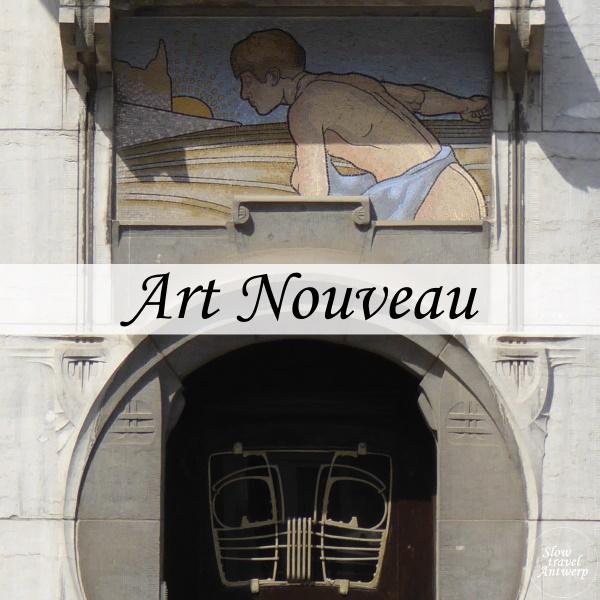 Art Nouveau Antwerpen - titel