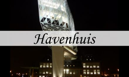 Havenhuis – diamant van de haven