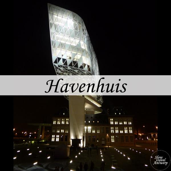 Havenhuis Antwerpen - titel