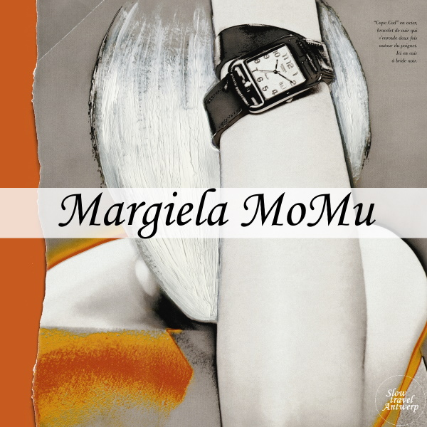 Margiela Hermes in Modemuseum Antwerpen - titel