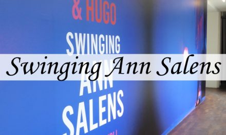Swinging Ann Salens – Nicole & Hugo – Modemuseum Antwerpen