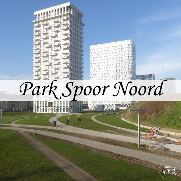 Park Spoor Noord - titel