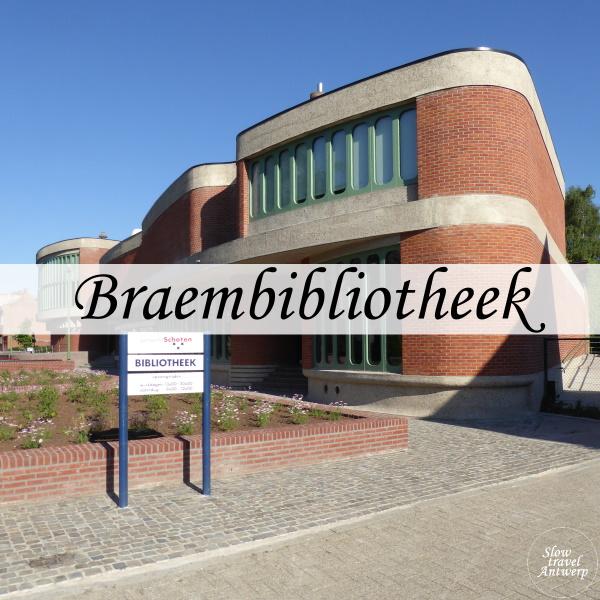 Braembibliotheek Schoten - titel