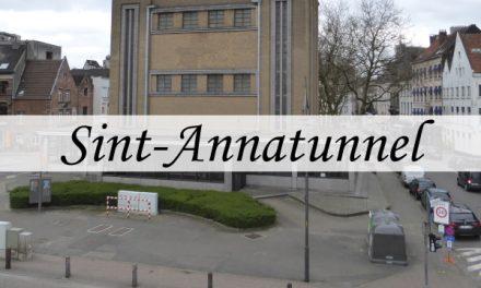 Sint-Annatunnel – pedestrian tunnel