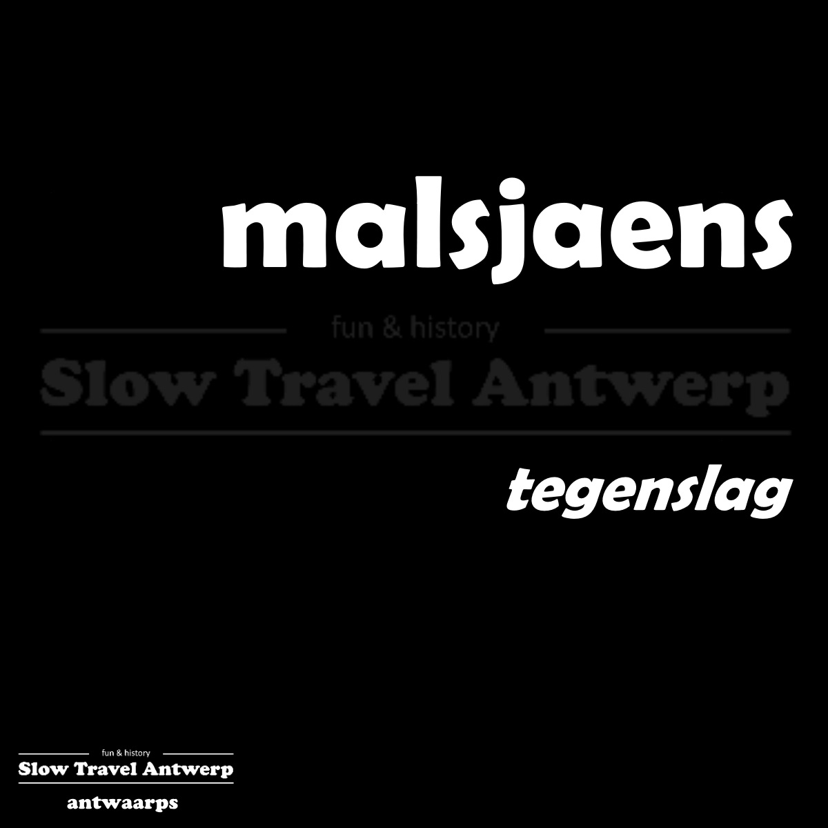 malsjaens – tegenslag – bad luck