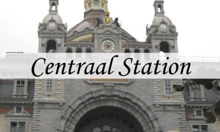 Centraal Station Antwerpen – spoorwegkathedraal