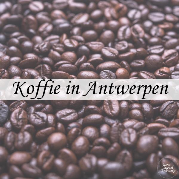 Koffie in Antwerpen