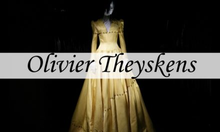 Olivier Theyskens – She walks in Beauty @ MoMu