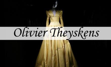 Olivier Theyskens – She walks in Beauty @ MoMu