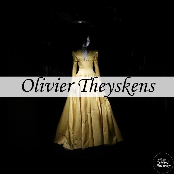 Olivier Theyskens in Modemuseum Antwerpen - titel