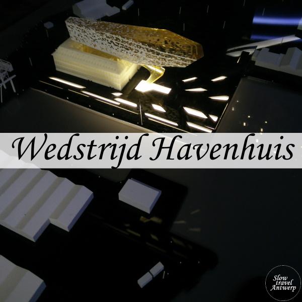 Wedstrijd Havenhuis Antwerpen - titel