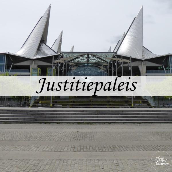 Justitiepaleis Antwerpen - titel
