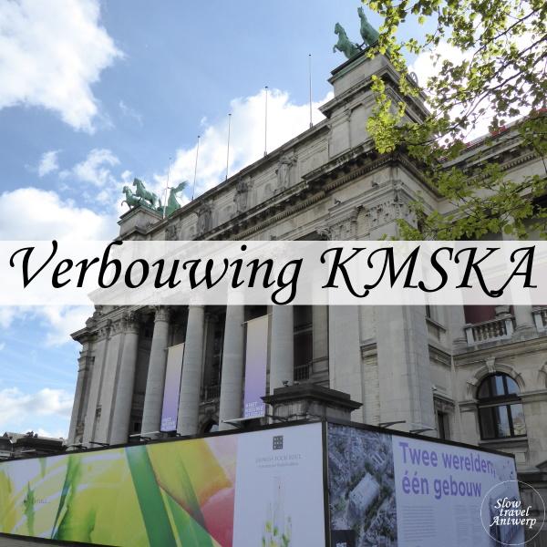 KMSKA Antwerpen verbouwing - titel