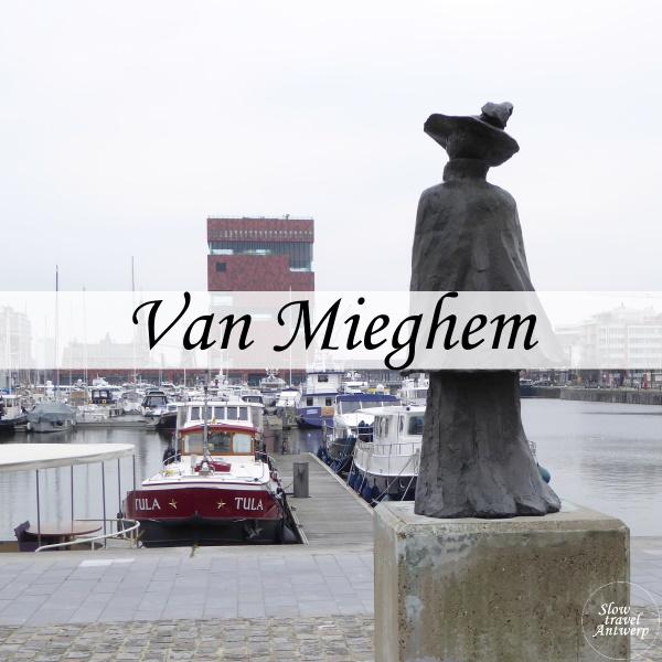 Beelden Van Mieghem op het Eilandje - titel