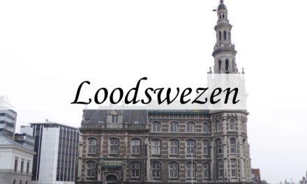 Gebouw van het Loodswezen aan de Schelde