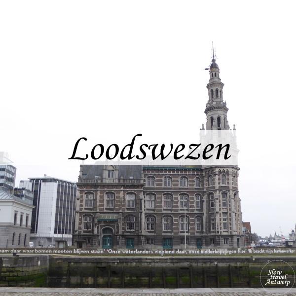 Loodswezen Antwerpen - titel