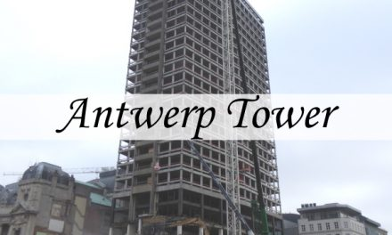 Antwerp Tower – office tower to residential tower