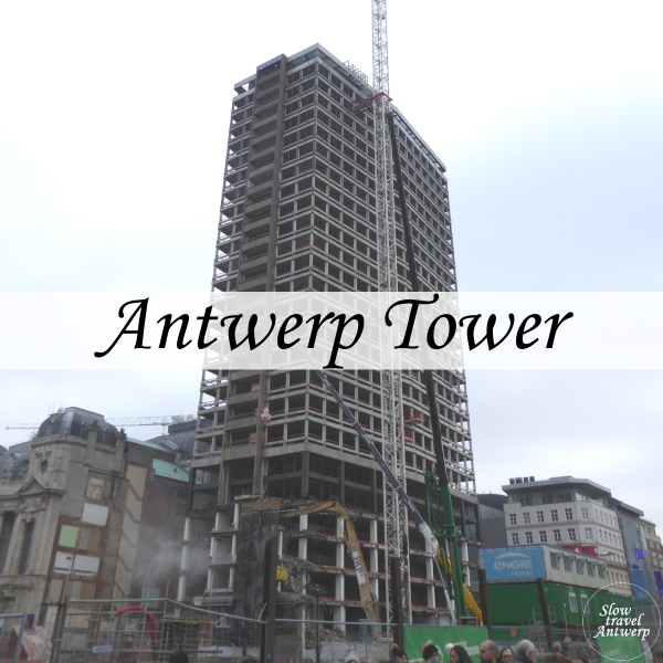 Antwerp Tower - titel