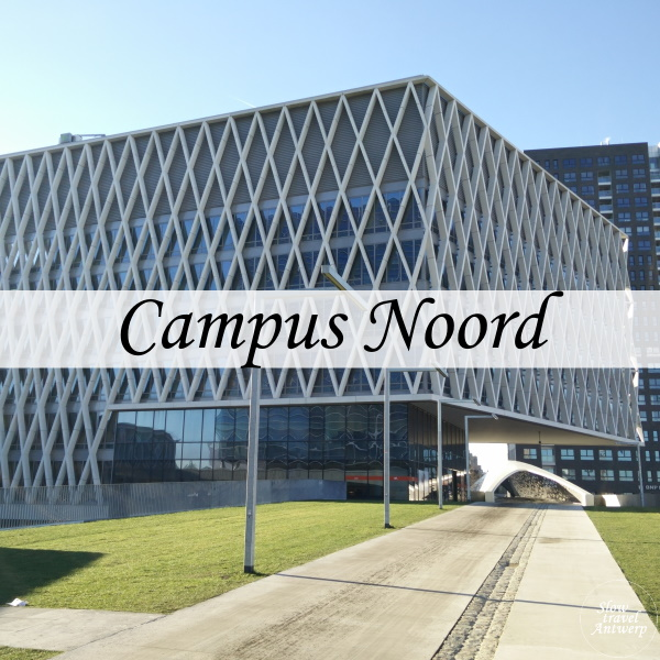 Campus Spoor Noord Antwerpen - titel
